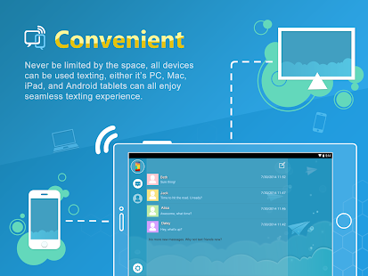 Handcent Anywhere 2 2.3 preview 2