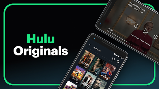 Hulu Watch TV shows movies amp new original series 4.34.07750-google preview 1
