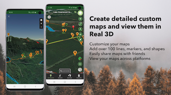 HuntStand Hunting Maps GPS Tools Weather 6.3.381 preview 1