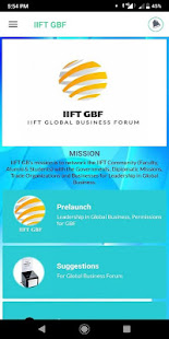 IIFT GBF 1.5.0 preview 2