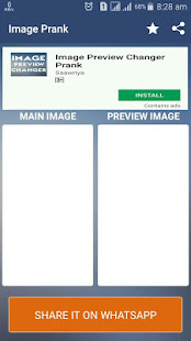 Image Preview Changer Prank 1.7 preview 2