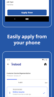 Indeed Job Search preview 1