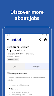 Indeed Job Search preview 2