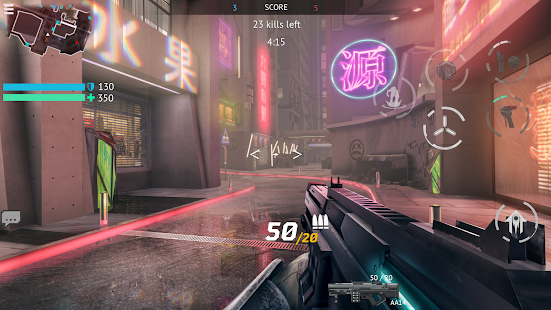Infinity Ops Cyberpunk FPS 1.11.0 preview 1
