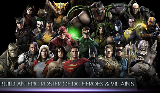 Injustice Gods Among Us 3.4 preview 1