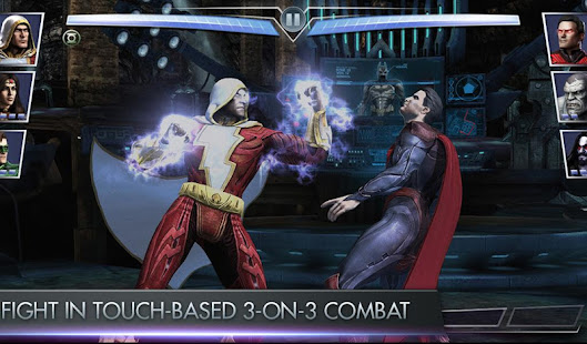 Injustice Gods Among Us 3.4 preview 2