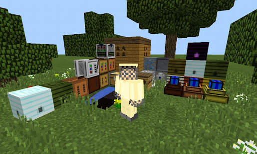 Inner Core – Minecraft PE Mods preview 1