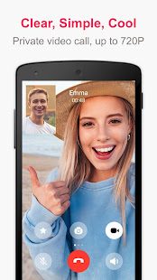 JusTalk – Free Video Calls and Fun Video Chat 8.0.19 preview 1
