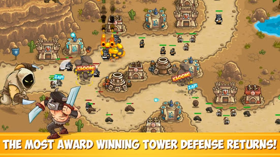Kingdom Rush Frontiers – Tower Defense Game 5.3.11 preview 1