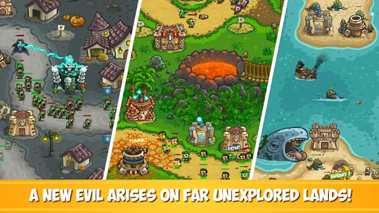 Kingdom Rush Frontiers – Tower Defense Game 5.3.11 preview 2
