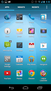 Linpus Launcher Free preview 2