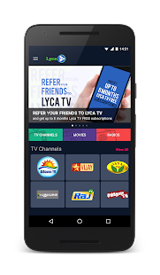 Lyca TV 1.9.0 preview 1