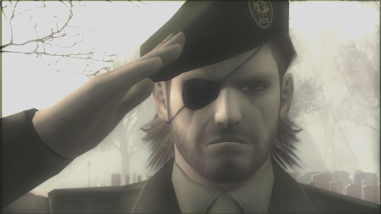 METAL GEAR SOLID 3 HD for SHIELD TV preview 1