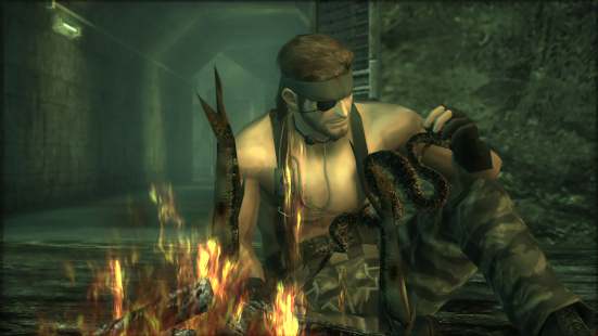 METAL GEAR SOLID 3 HD for SHIELD TV preview 2