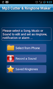 MP3 Cutter and Ringtone Maker 2.5 preview 1