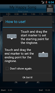 MP3 Cutter and Ringtone Maker 2.5 preview 2