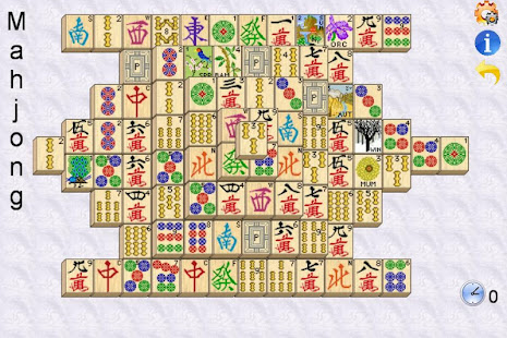 Mahjong Solitaire 1.36 preview 1