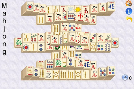 Mahjong Solitaire 1.36 preview 2