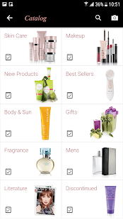 Mary Kay myCustomers 3.7.0 preview 2