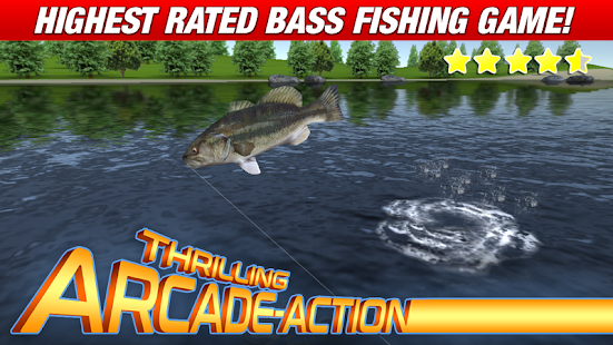 Master Bass Angler Free Fishing Game 0.64.1 preview 1