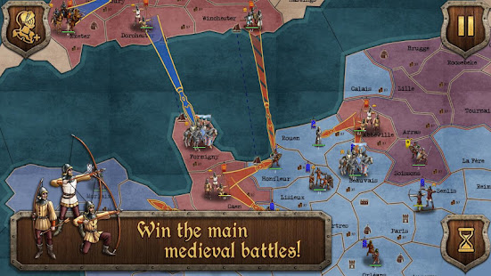 Medieval Wars Free Strategy amp Tactics preview 1