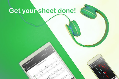 Melody Scanner – Audio to Sheet Music 2.1.3 preview 1