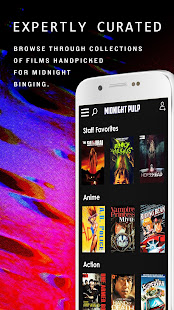 Midnight Pulp – Movies amp TV preview 2