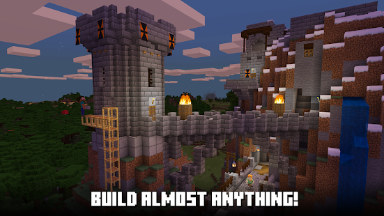 Minecraft Varies with device preview 2