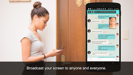 Mirrativ Live-streaming with JUST a smartphone 9.25.0 preview 1
