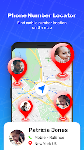 Mobile Number Locator – Phone Caller Location preview 1