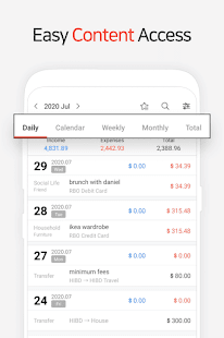 Money Manager Expense amp Budget preview 2