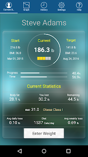 Monitor Your Weight 5.1 preview 1