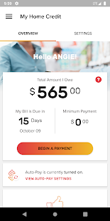 My Home Credit preview 1