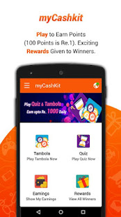 MyCashKit-Free Mobile Recharge preview 2
