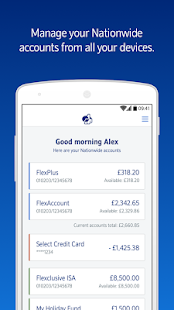 Nationwide Banking App preview 2