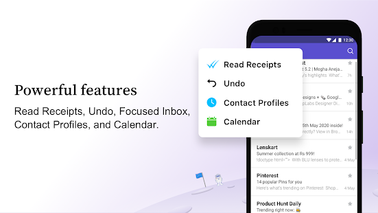 Newton Mail – Email App for Gmail Outlook IMAP 10.0.78 preview 2