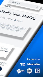 Otter Meeting Note Transcription Voice Recorder 2.1.59-3066 preview 2