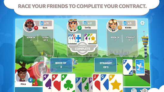 Passport Rummy – Card Game 5.5.3 preview 1