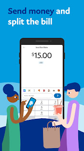 PayPal Mobile Cash Send and Request Money Fast 8.2.2 preview 2