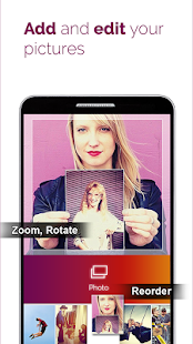 PicMotion – photo video slide 3.0 preview 2