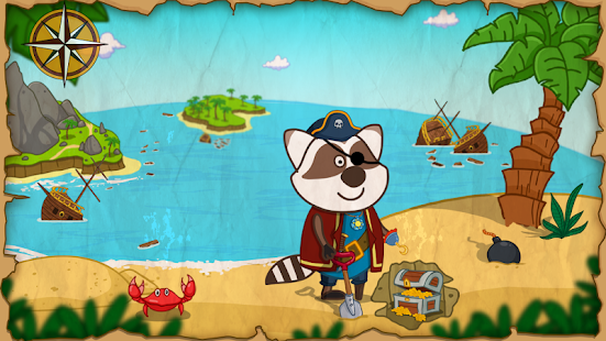 Pirate Games for Kids 1.2.4 preview 1