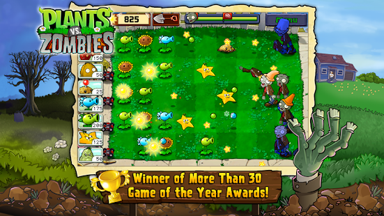 Plants vs. Zombies FREE 2.9.10 preview 1