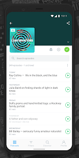 Pocket Casts – Podcast Player preview 2