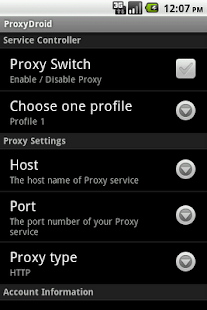 ProxyDroid 3.2.0 preview 1