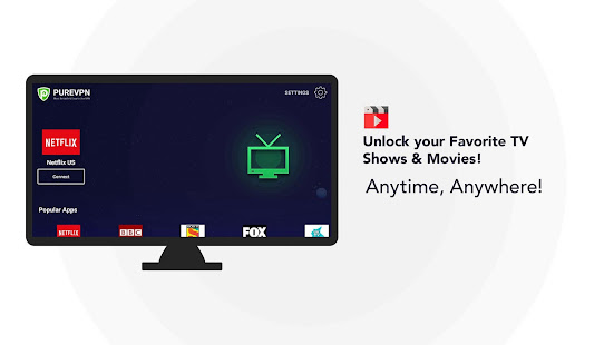 PureVPN – Best VPN amp Fast Proxy App for Android TV 3.3.0 preview 1