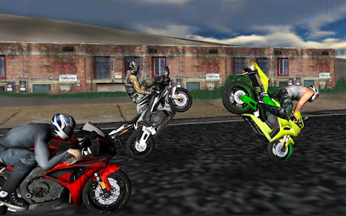Race Stunt Fight Lite 3.0 preview 1