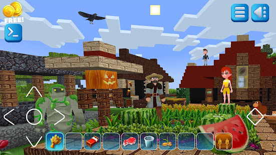 RealmCraft with Skins Export to Minecraft 5.2.4 preview 2