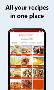 Recipe Keeper 3.30.1.0 preview 1
