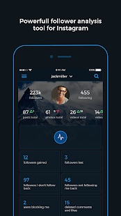 Reports Followers Analytics for Instagram 1.010 preview 1