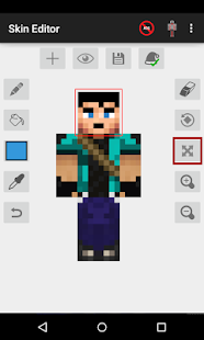 Skin Editor for Minecraft 3.0.1 preview 1